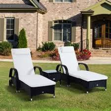 Garden Recliner Cushions Wooden Garden Sun Lounger Bed Recliner Cushion Pad Folding Steamer