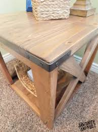 X Side Table X Coffee Table And Side Table