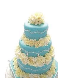 tiffany wedding cake cakes cookies macarons pinterest