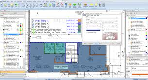 classroom floor plan examples drywall estimating software planswift