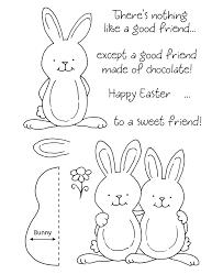 chocolate rabbits chocolate rabbit clear st set 11088mc