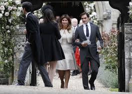 kate middleton was responsible for pippa middleton u0027s wedding