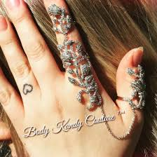 finger chain rings images Jewels body kandy couture slave ring double finger ring two jpg