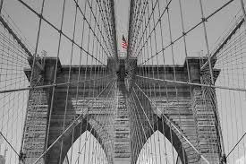 brooklyn bridge walkway wallpapers brooklyn bridge 1875 b u0026w wallpaper bespoke digital print repro eu