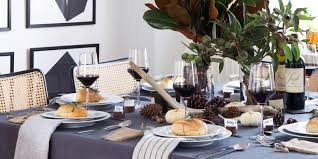 see 4 easy ways to decorate your dining room for thanksgiving