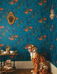 cole u0026 son u0027s whimsical wallpaper range nautilus vardagsrum