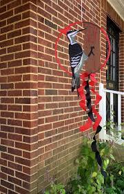 Culpeper Minutemen Flag Woodpecker Dreamcatcher By Bald Eagle Flag Store