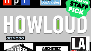 Traffic Map Los Angeles by Sound Map Of North America By Howloud Inc U2014 Kickstarter
