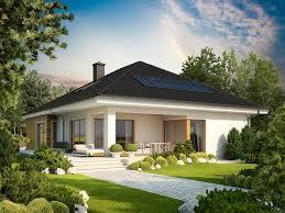 single story house a home plan for extraordinary plain single story house