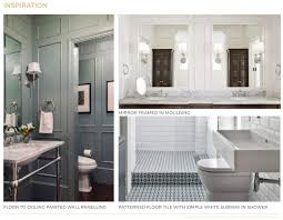 1930s Bathroom Design Silver Lake Hills Master Bath Intro Emily Henderson
