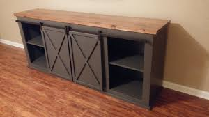 Tv Stand Desk by Ana White Grandy Tv Stand Diy Projects