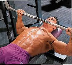 Chest Flat Bench Press Chest 15 Minute Routine Bodybuilding Routines Routines Of