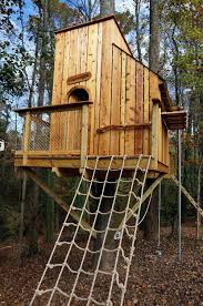 Treehouse Office Treehouse Accessories A Ladder Or A Staircase Tree House Education