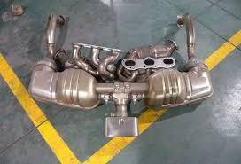 porsche boxster 987 exhaust bye my 987 with exhaust system porsche 981 boxster i m