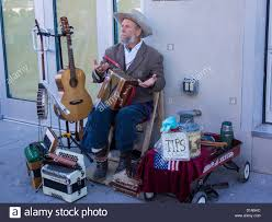 The Santa Fe New Mexican Sidewalk Musician At The Santa Fe New Mexico Farmer U0027s Market
