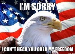 Freedom Meme - jacked on freedom by lixuwolf meme center