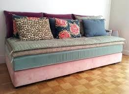 transformer lit en canapé transformer lit en banquette blimage transformer un lit en canapé