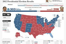 National Election Results Map by 2012 Presidential Election Map Including 1996 2008 Election Maps
