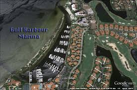 Map Ft Myers Fl J 7 Dock Gulf Harbour Marina Ft Myers Florida 33908