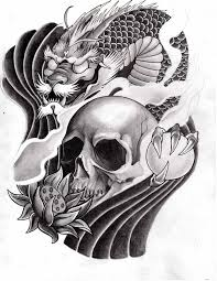 grey ink viking warrior skull tattoo on chest photo 4 2017 real