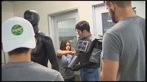 rice students help nasa with human robot interactions khou com