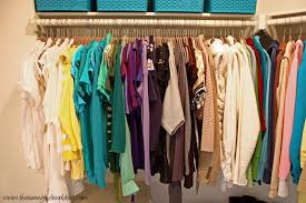 Clothes Closet Master Closet Organization Take Two The Sunny Side Up Blog