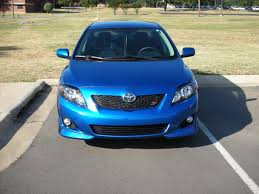 2010 toyota corolla s blue gshelton19 2010 toyota corollas specs photos modification info