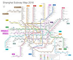 Subway Map by Shanghai Subway Map 2016 Topforeignstocks Com