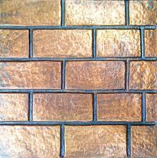 bathroom metal copper tile handmade craftsman rezzeqi