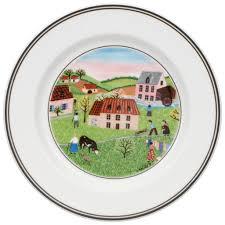 design naif mug 5 farmland 10 oz villeroy boch