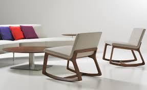 Comfortable Rocking Chairs Remix Rocking Chair Hivemodern Com