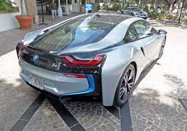Bmw I8 Rear Seats - 2014 bmw i8 plug in electric hybrid delivers on every promise