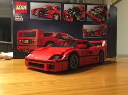 lego ferrari f40 2015 ferrari lego f40
