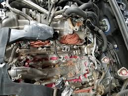 lexus isf common problems who has had coolant leak around valley plate page 4 clublexus