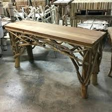 Outdoor Console Table Ikea Console Table Ikea Hack Outdoor Teak Extendable Dining With