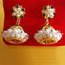 kerala earrings buy kerala style earrings online craftsvilla
