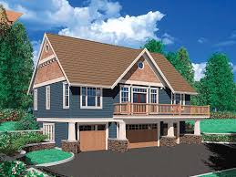 craftsman style garage plans design house plans above garage carriage craftsman style plan