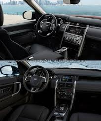 land rover discovery hse interior 2017 land rover discovery vs discovery sport in images