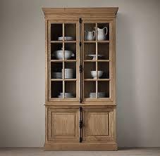 restoration hardware china cabinet decor look alikes restoration hardware french casement sideboard
