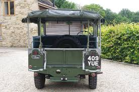 land rover series 1 1953 land rover series 1 80 u201d coys of kensington