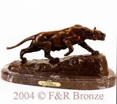 lioness sculpture lioness bronze sculpture by bonheur