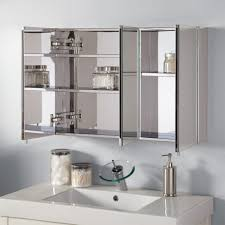 Modern Bathroom Accessories by Bathroom Modern Surface Mount Beveled Edge Medicine Cabinet With
