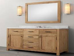Bathroom Vanities Solid Wood by Bathroom Awesome Wooden Cabinets S853 From Solid Wood Vanity