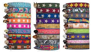 martingale collars decorative hemp collars