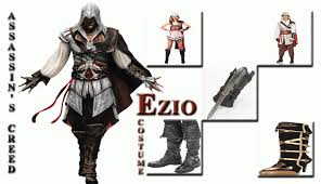 Ezio Halloween Costume Assassin U0027s Creed Ezio Costumes Future