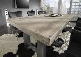 tavoli per sala da pranzo moderni tavolo in legno massiccio brennero per cucina soggiorno sala