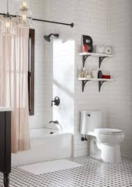 brooklyn style bathroom kohler ideas finial sink and shower faucets adair toilet bellwether bath smart storage like shelves over the