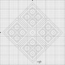 free geometric cross stitch patterns