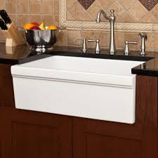 kitchen farm style sink top mount farmhouse sink white stainless