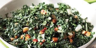 ina garten curry chicken salad kale salad with pancetta and pecorino ina garten recipe